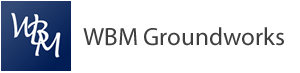 WBM Groundworks Ltd Logo