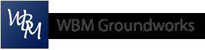 WBM Groundworks Ltd Logo