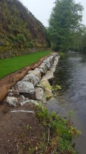 A38 River Scour Works